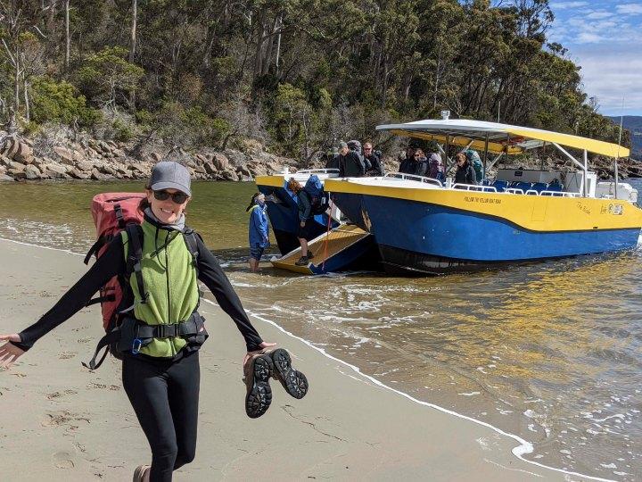 Hiking the Three Capes Track – Port Arthur toSurveyors