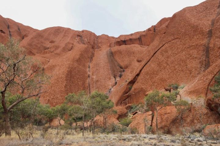 Big Red Rock
